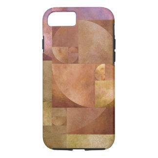Gouden Verhouding, Spiraal Fibonacci iPhone 7 Hoesje