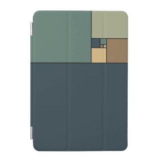Gouden Verhouding Vierkanten iPad Mini Cover