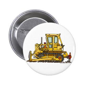 Goupilles résistantes de construction de moteur de badge rond 5 cm
