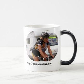 Goûtez le beau côté du recyclage mug magique