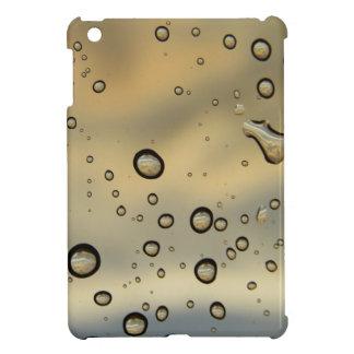Gouttelettes Coque Pour iPad Mini