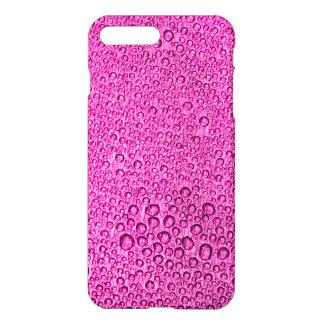 Gouttelettes de condensation de l'eau au-dessus de coque iPhone 8 plus/7 plus