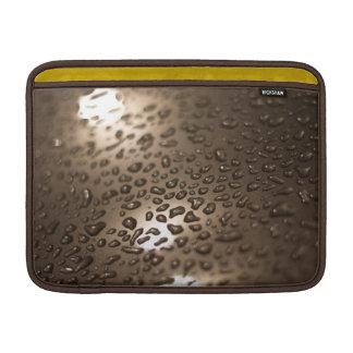 Gouttelettes de douille de MacBook Poches Macbook