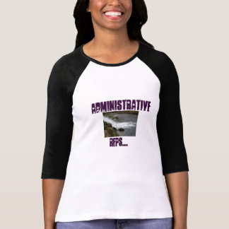 gowiththeflow, ADMINISTRATIF, REPS…. T-shirt
