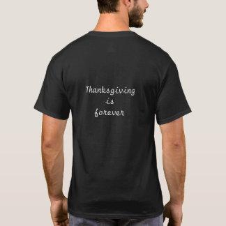 Grâce et gratitude t-shirt