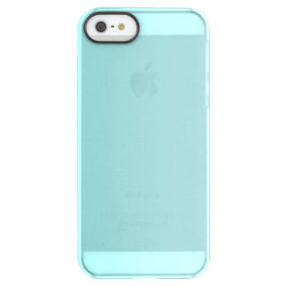 Gradient Girly de turquoise Coque iPhone Permafrost® SE/5/5s