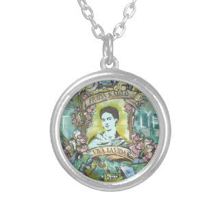 Graffiti de Frida Kahlo Collier