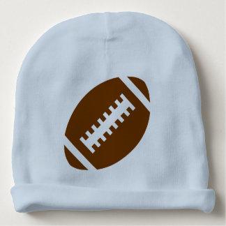 Grafische Football van de Sporten van Baby het Baby Mutsje