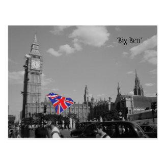 'Grand Ben Carte Postale