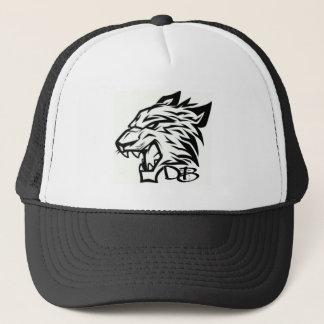 Grand casquette rêveur de chat sauvage