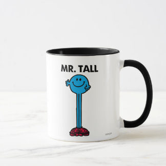 Grand debout de M. Tall | Mug