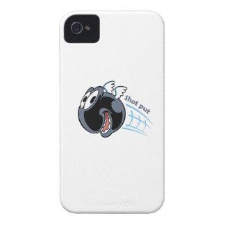 grand gros oiseau mis par tir coque Case-Mate iPhone 4