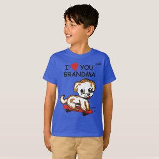 Grand-maman maximum d'amour de Lil I T-shirt