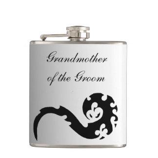 Grand-mère de mariage de dragon de danse du marié flasques