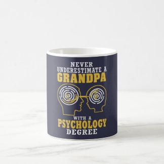 Grand-papa de psychologie mug