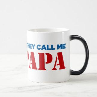 Grand papa mug magic