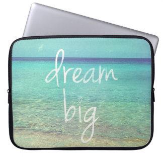 Grand rêveur housses ordinateur portable