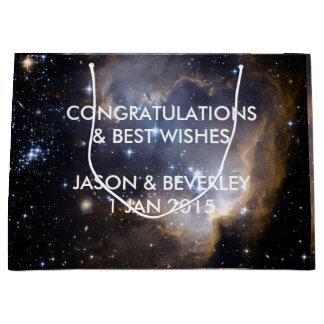 Grand Sac Cadeau La NASA intelligente d'étoiles de NGC 602