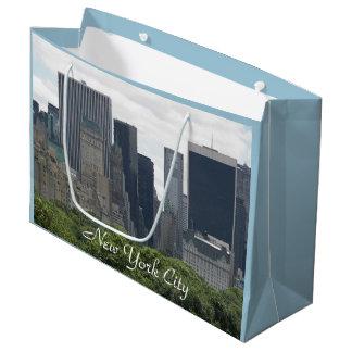 Grand Sac Cadeau Photo de New York City