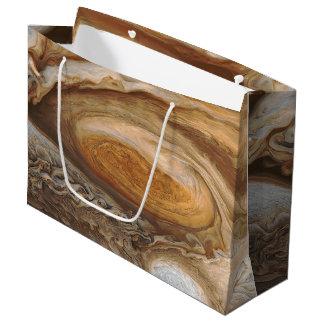 Grand Sac Cadeau Tempête de Jupiter