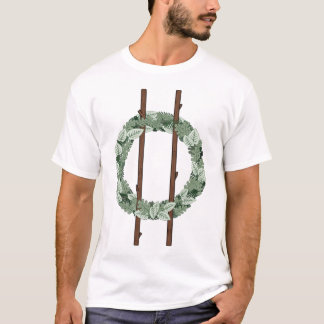 Grand sigil de druide t-shirt