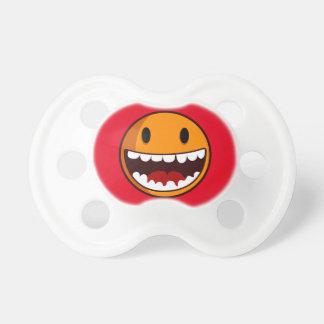Grand simulacre de dents, 0-6 mois de tétine de