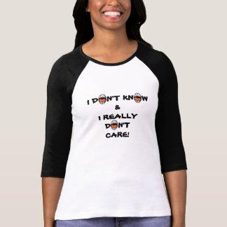Grand T-shirt d'amusement pour le bravo franc de