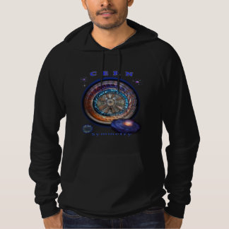 Grand T-shirt de collider de Hadron de CERN
