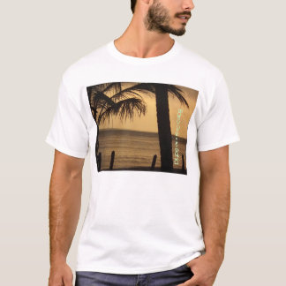 Grand T-shirt de noix de coco de Barra