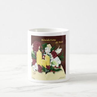 Grand tasse de Benedictions de Noel