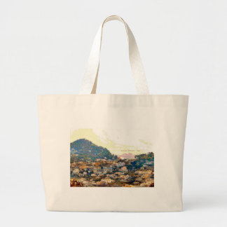 Grand Tote Bag Aile du nez de Capri l'Impressionsts