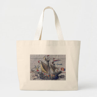 Grand Tote Bag Ange des mers