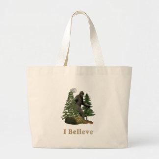 Grand Tote Bag Art de Bigfoot