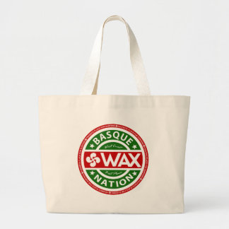 Grand Tote Bag Basque wax for surfers