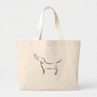 Grand Tote Bag Beagle