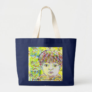 Grand Tote Bag Bébé de citron