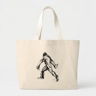 Grand Tote Bag Bigfoot