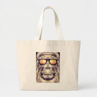 Grand Tote Bag Bigfoot aux nuances