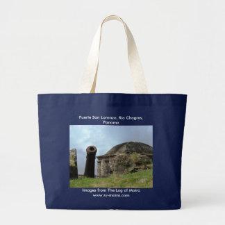 Grand Tote Bag Canon, Fuerte San Lorenzo, Rio Chagres, Panama