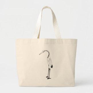 Grand Tote Bag Cigogne
