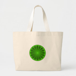 Grand Tote Bag Citron Vert