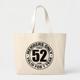 Grand Tote Bag Club enfin 52