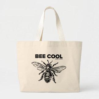 Grand Tote Bag Cool d'abeille
