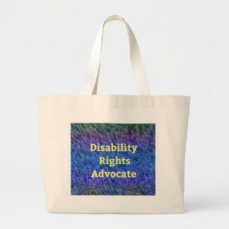 Grand Tote Bag Couches multicolores d'avocat de droites
