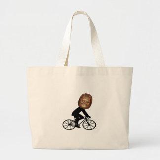 Grand Tote Bag Cycliste légendaire