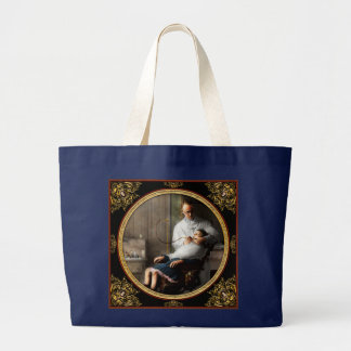 Grand Tote Bag Dentiste - bonne hygiène buccale 1918