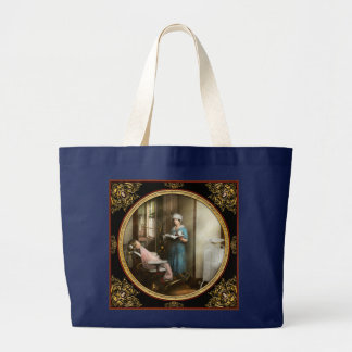 Grand Tote Bag Dentiste - le patient est une vertu 1920
