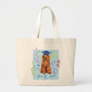 Grand Tote Bag Diplômé de caniche