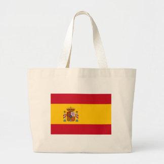Grand Tote Bag Drapeau de l'Espagne - le Bandera de España -