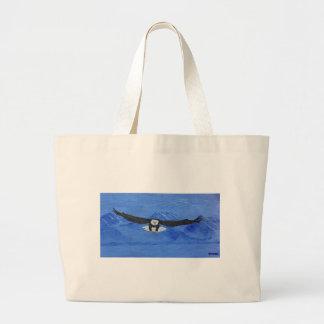 Grand Tote Bag Eagle chauve